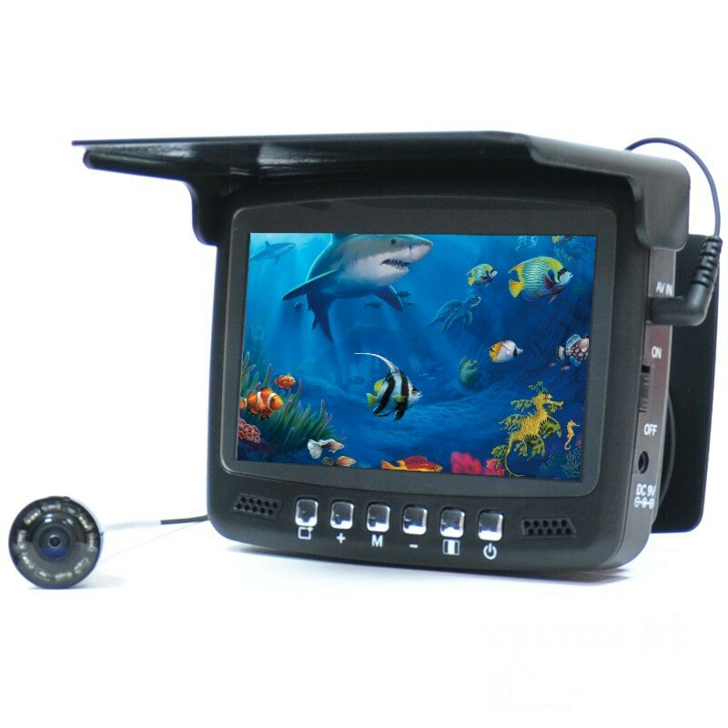Подводная камера для рыбалки Fishcam plus 750